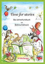 Titelbild: Time for stories – Das Lehrerhandbuch