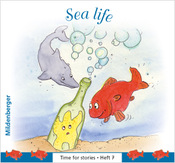 Titelbild: Time for stories, Heft 7: Sea life (VPE 5 Stk.)