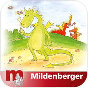 Titelbild: iPad-App: Der kleine Drache / The little dragon
