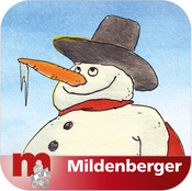 Titelbild: iPad-App: Frosty, der Schneemann / Frosty the snowman