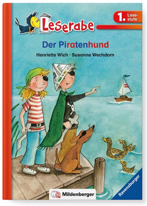 Leserabe: Der Piratenhund