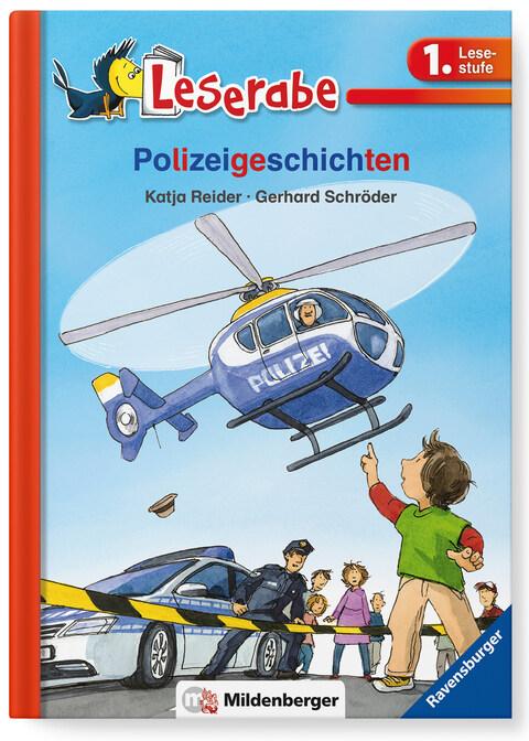 Leserabe: Polizeigeschichten