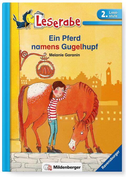 Leserabe: Ein Pferd namens Gugelhupf