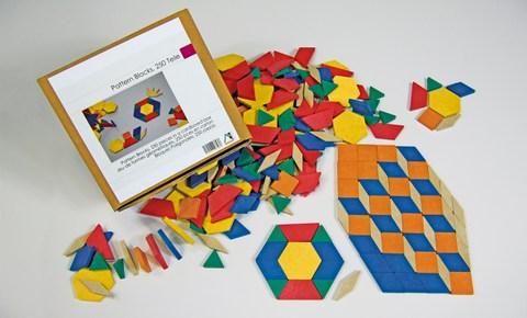 Legespiele Geometrie