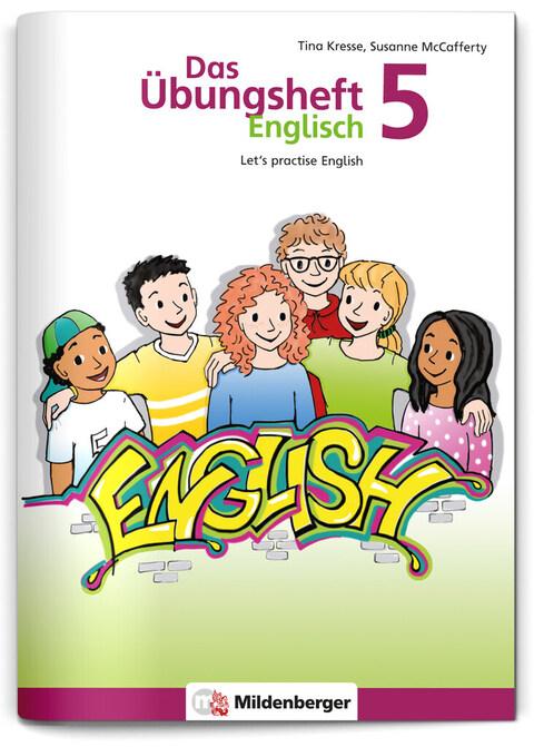 Das Übungsheft Englisch