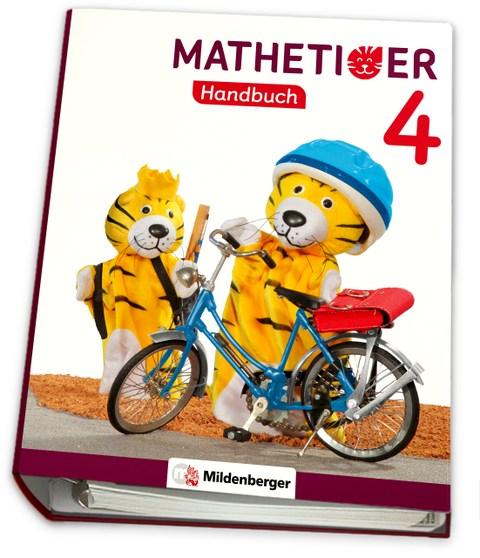 Bild: Mathetiger 4 Neubearbeitung – Handbuch