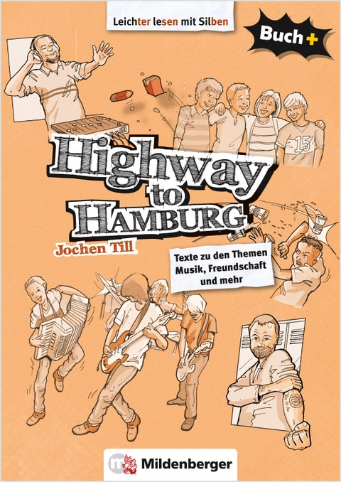 Buch+: Highway to Hamburg