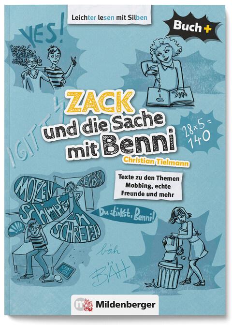 Buch+: Zack und die Sache mit Benni