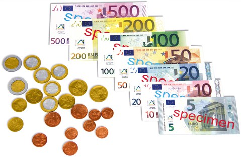 Euro-Rechengeld