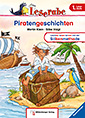 Titelbild: Leserabe Band 4: Piratengeschichten