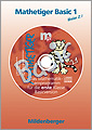 Mathetiger Basic 1, Version 2.1, CD-ROM
