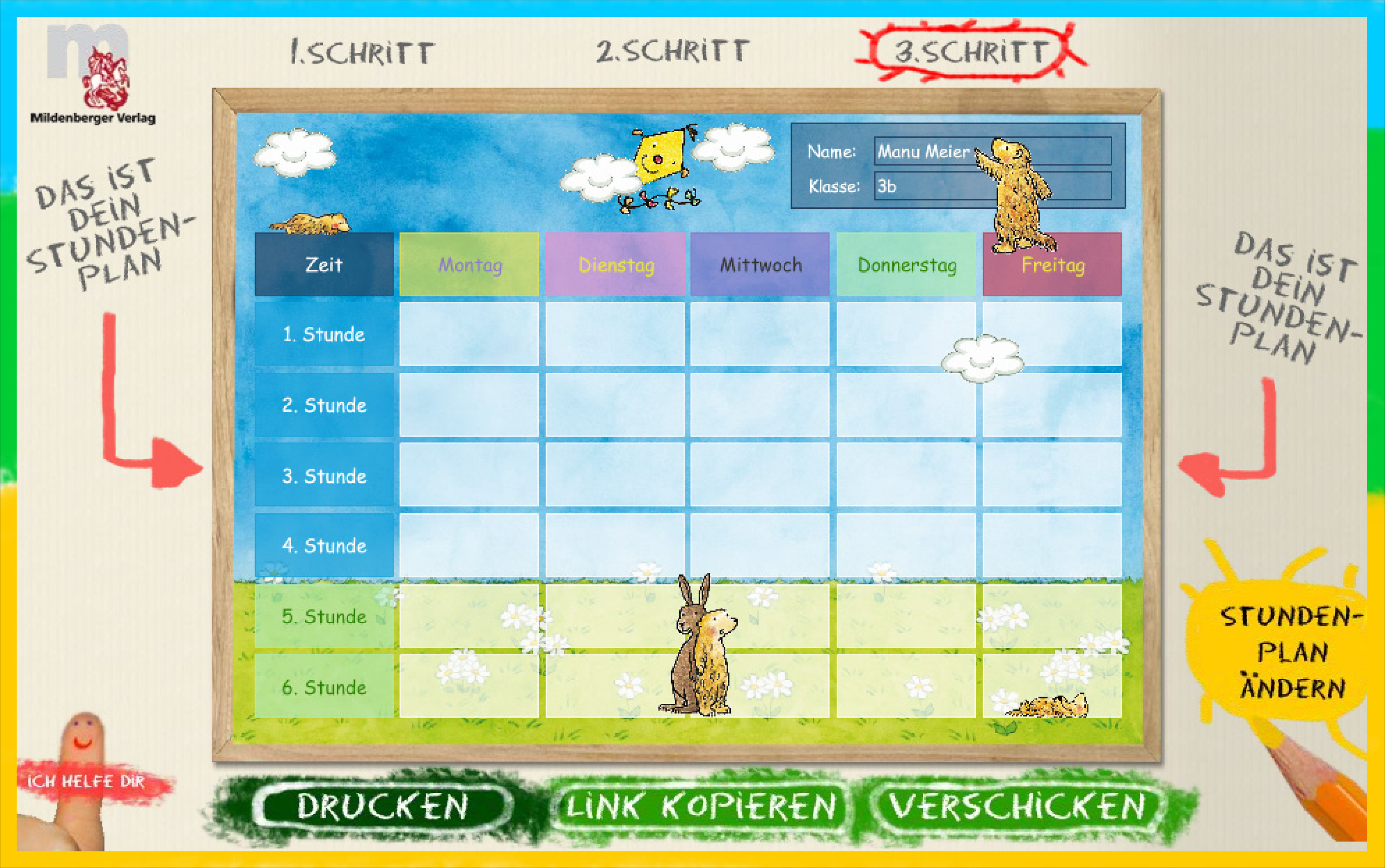 der-stundenplan.de: Presse