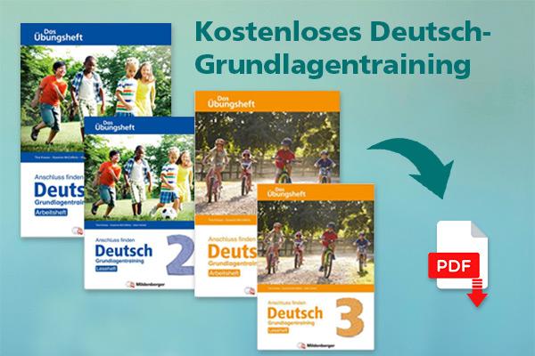 Neue Lernpakete für Deutsch