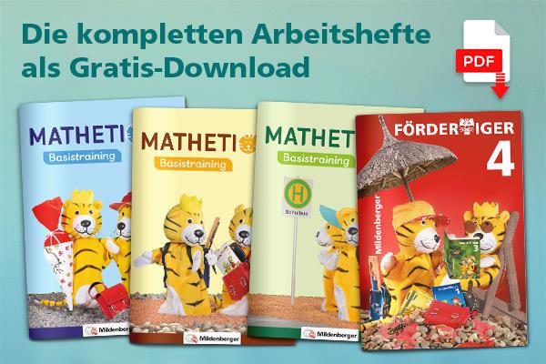 Neue Lernpakete für Mathematik
