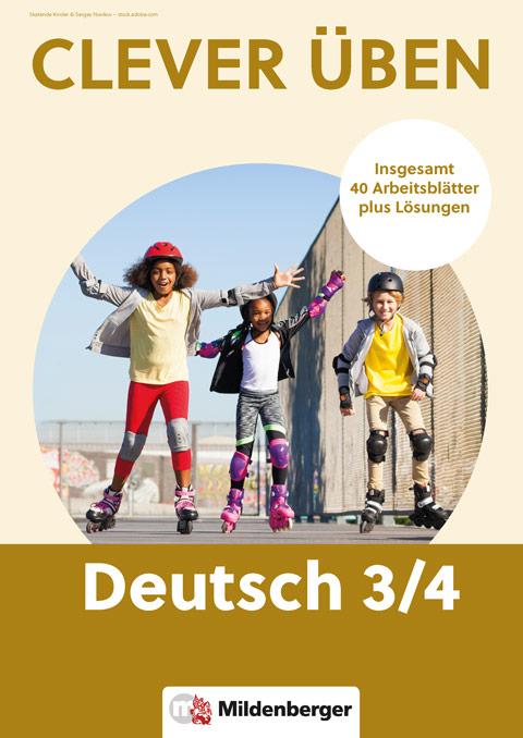 Kostenloser Download Deutsch Klasse 3/4