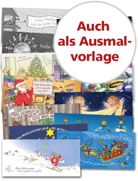 Mildenberger Verlag GmbH - Weihnachtskarten-Download