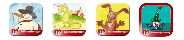 iOS - Apps vom Mildenberger Verlag