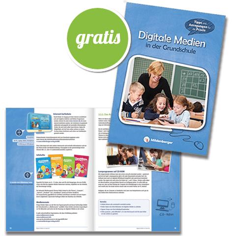 "Gratis-Download: ""Digitale Medien in der Grundschule""-Broschüre kostenlos"