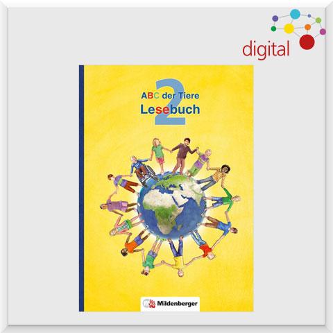 ABC der Tiere 2 – Lesebuch digital