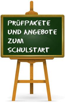 Angebote zum Schulstart