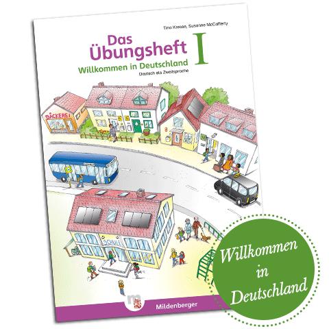 Das Übungsheft Deutsch als Zweitsprache