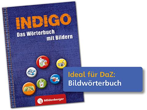 INDIGO: Das Wörterbuch mit Bildern