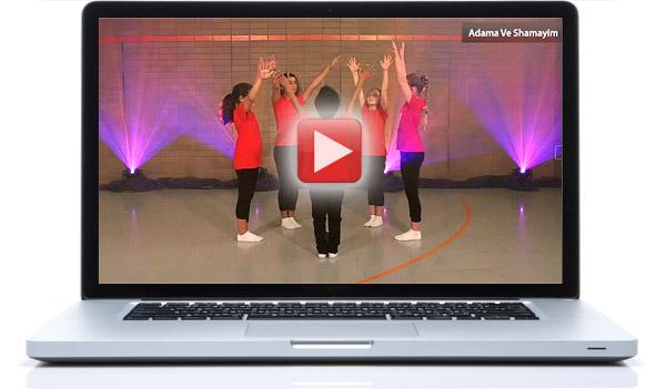 Gratis-Videos mit Tanz-Tutorials aus RONDO – Tanz-DVD