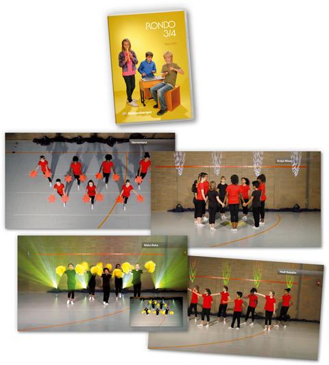 RONDO 3/4 – Tanz DVD