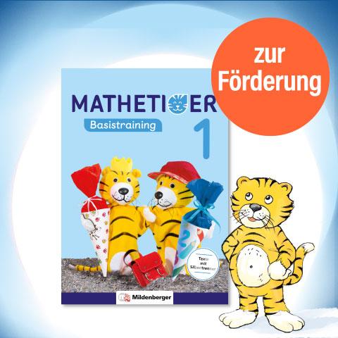 Mathetiger 1 Basistraining