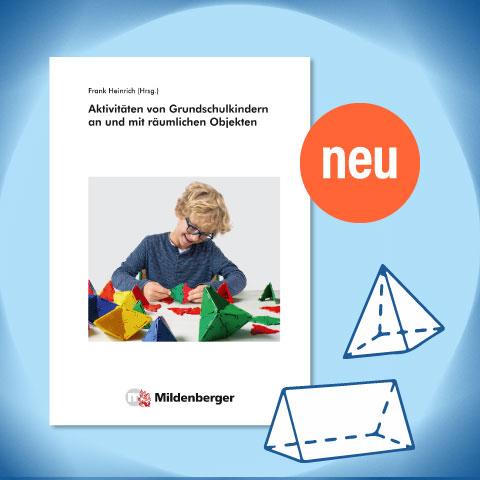 Bild Aktivitäten von Grundschulkindern an und mit räumlichen Objekten