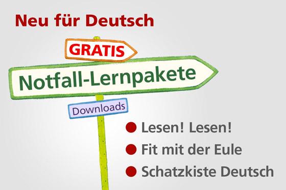 Gratis-Downloads für Deutsch