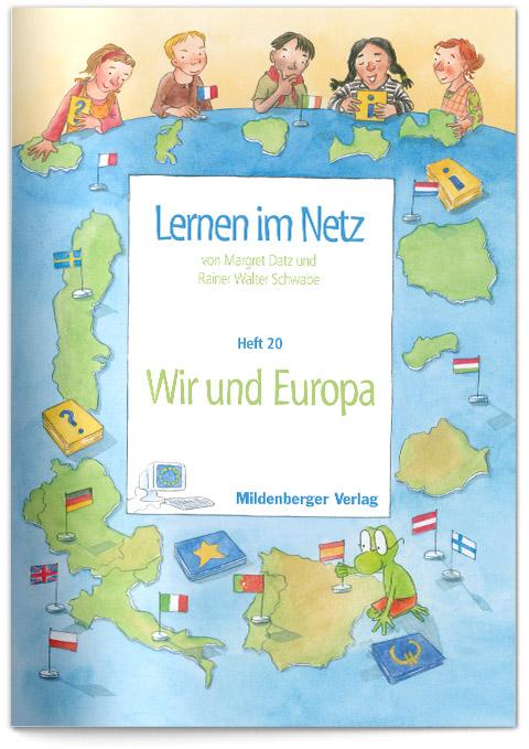 Titelbild Heft Lernen im Netz