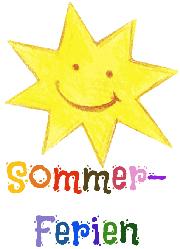 Sommer-Ferien