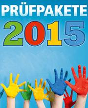 Prüfpakete und Neuheiten 2015