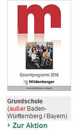 Grundschule – für alle Bundesländer außer Baden-Württemberg und Bayern