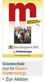 Grundschule – nur für Baden-Württemberg