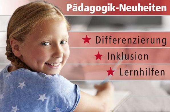 Pädagogik-Neuheiten