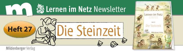 Heft 27: Die Steinzeit
