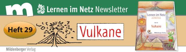 Heft 29: Vulkane