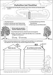 liste newsletter 39 lernen im netz 39 mailing ihr kostenloses arbeitsblatt verhalten bei gewitter. Black Bedroom Furniture Sets. Home Design Ideas