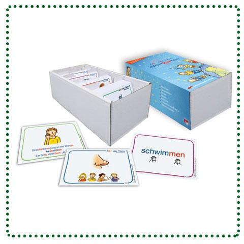 Bild: ABC der Tiere 1-4 Wortkarten