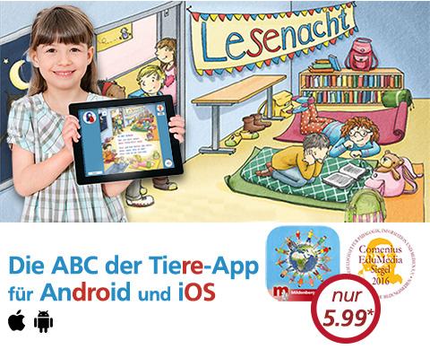 Bild: ABC der Tiere-App