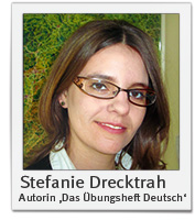 Autorin Stefanie Drecktrah