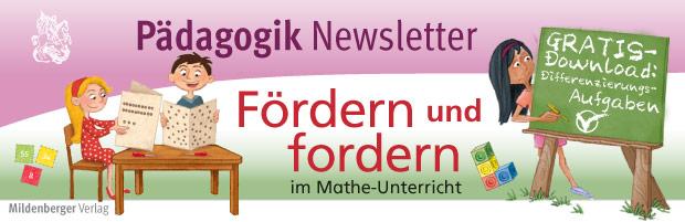 Fördern und fordern im Mathematik-Unterricht
