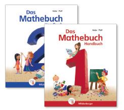 Das Mathebuch und 2 – Handbuch