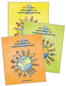 ABC der Tiere – Arbeitsblätter zur individuellen Förderung