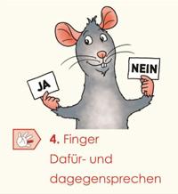 4. Finger