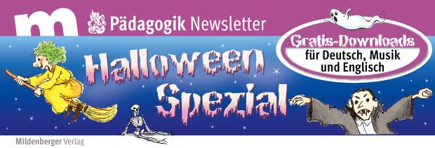 Halloween-Spezial: Gratis-Downloads rund um Geister und Gespenster