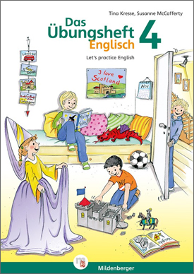 Das Übungsheft Englisch 4
