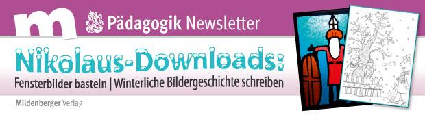 Nikolaus-Spezial: Gratis-Downloads rund um Weihnachten und Winter